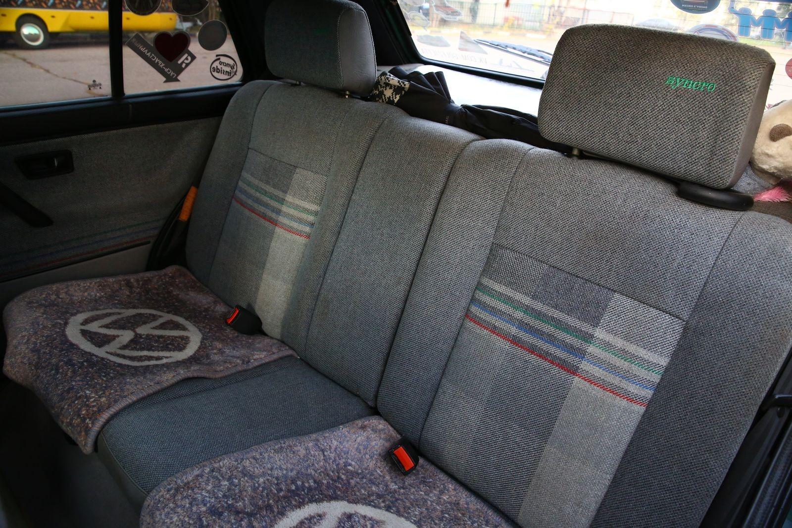 Полный сток и ежедневное использование в 30 лет: опыт владения Volkswagen Golf Country