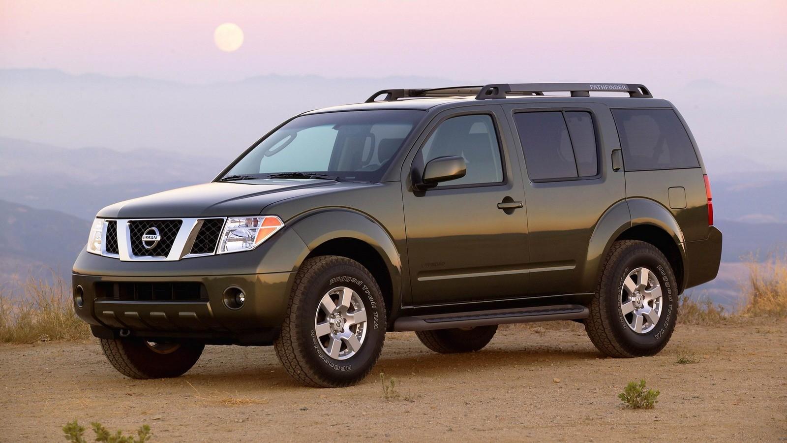 Nissan Pathfinder North America (R51) '2004–07