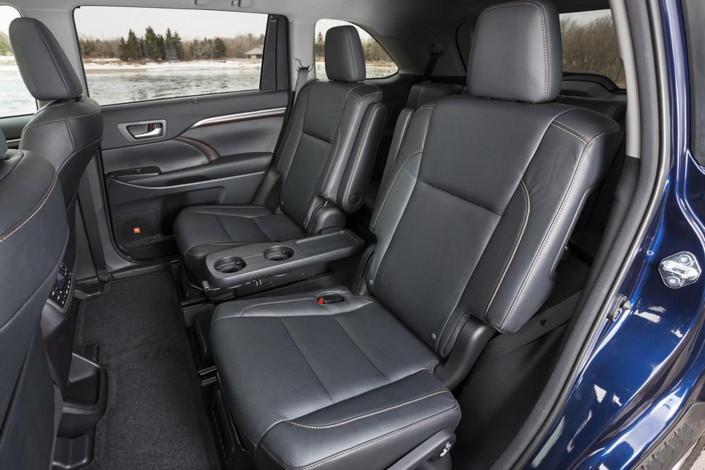 5 причин покупать и не покупать Toyota Highlander III (U50)