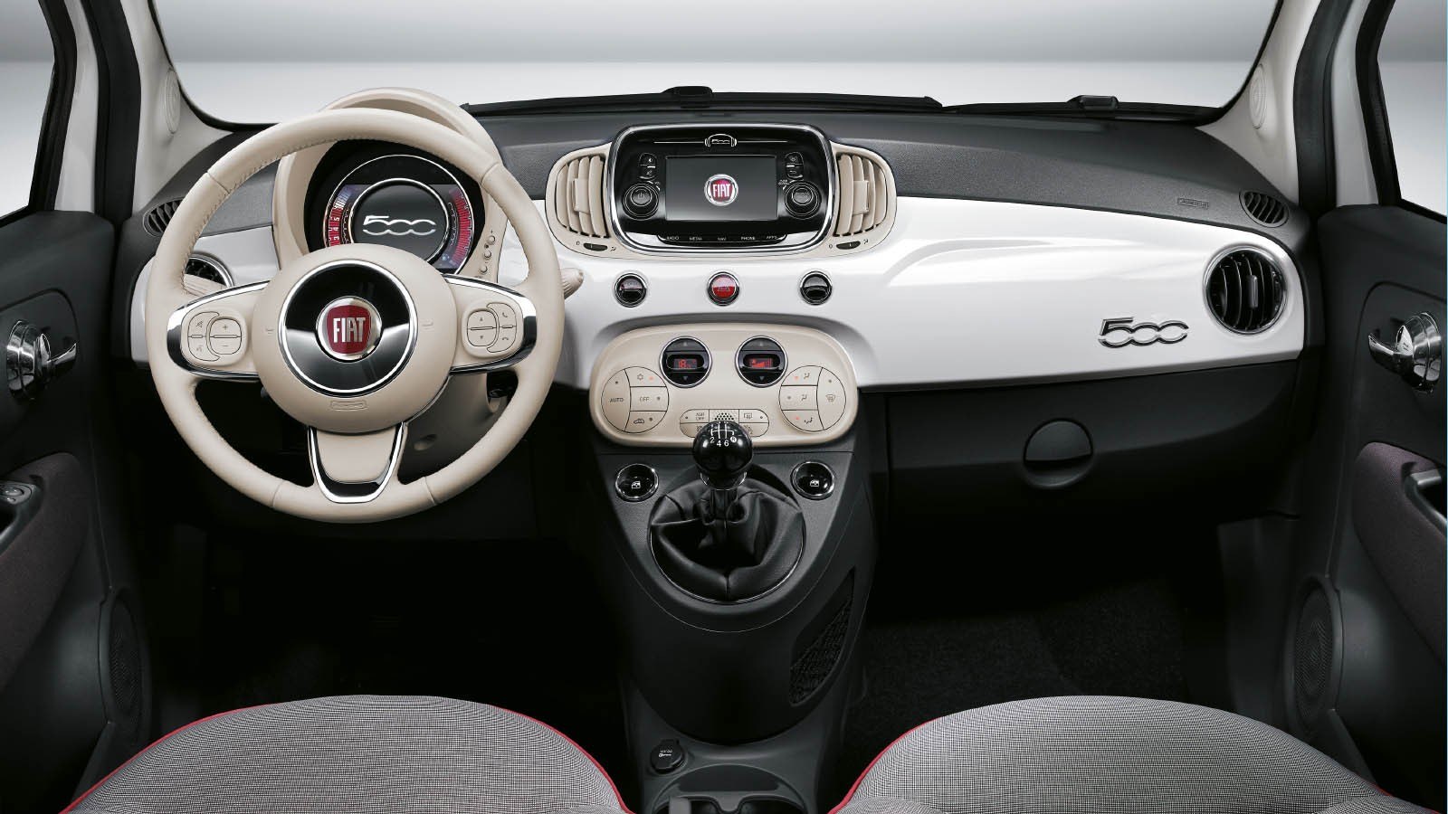 Fiat 500 (312) '2015–н.в.