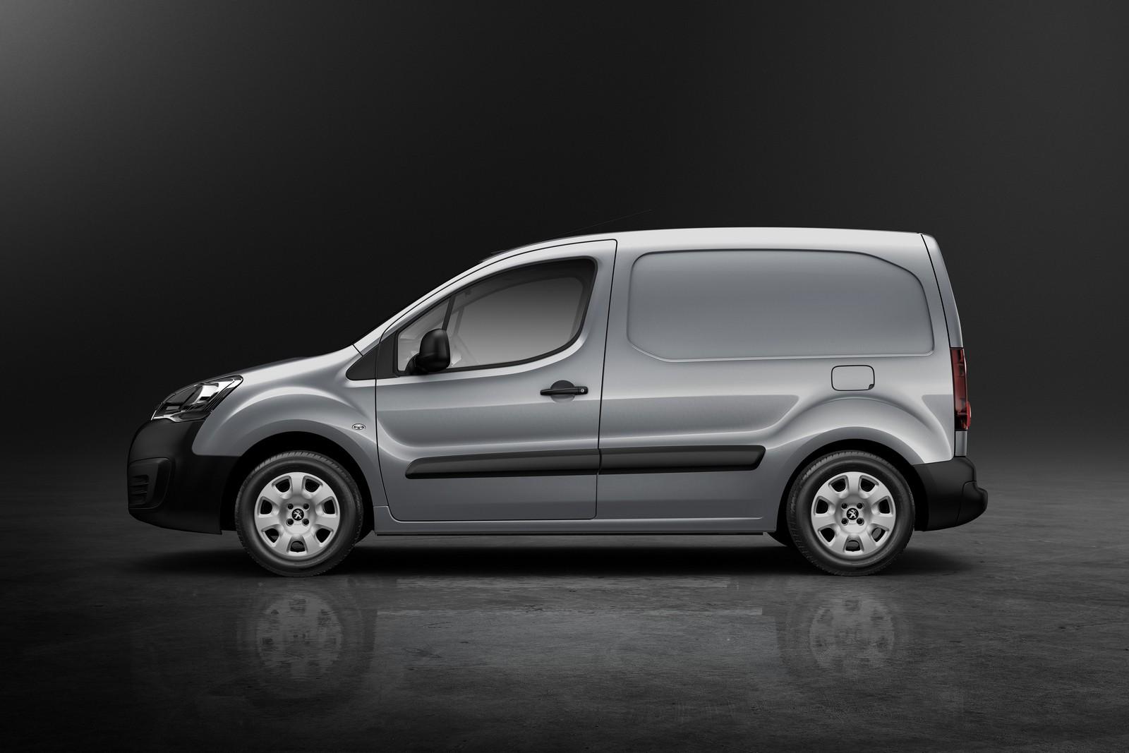 Peugeot Partner (B9) начали выпускать в Калуге. Но продавать пока смогут только до Нового года!