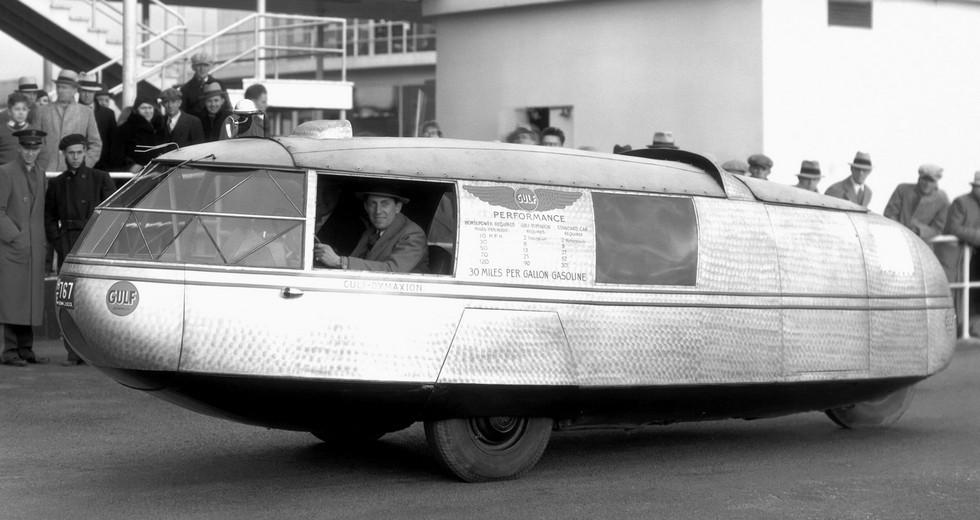 Dymaxion с колесной базой 3,2 метра