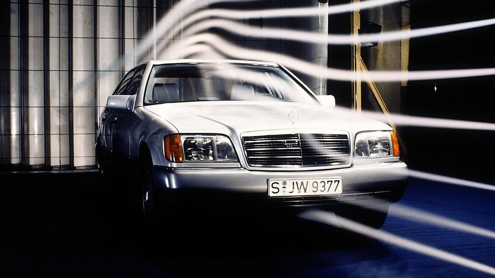 Mercedes-Benz S-Klasse (Bm.140) '1990–93с