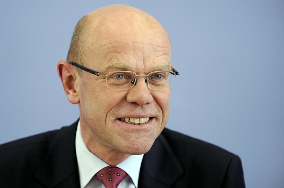 На фото: директор по внешним связям VW Томас Штег