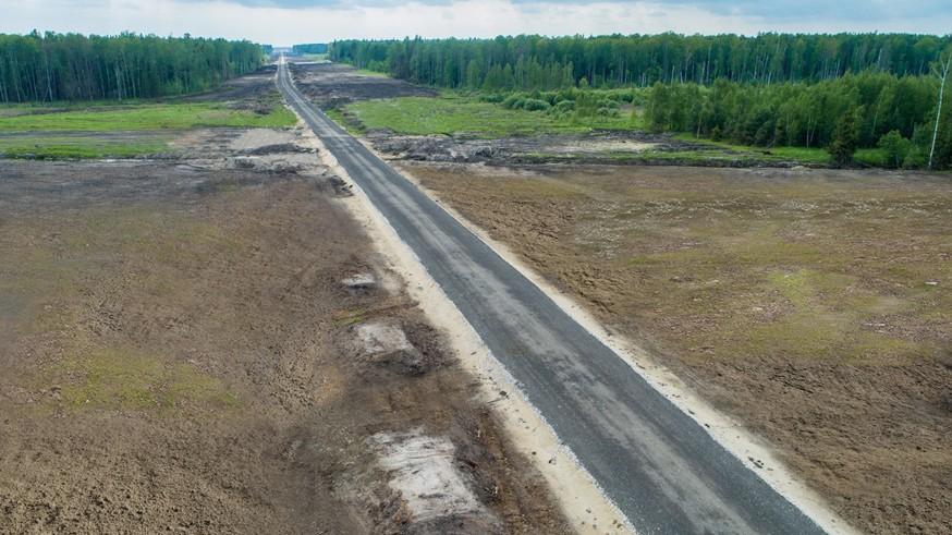 Платную трассу М-12 от Москвы до Казани хотят построить раньше на три года