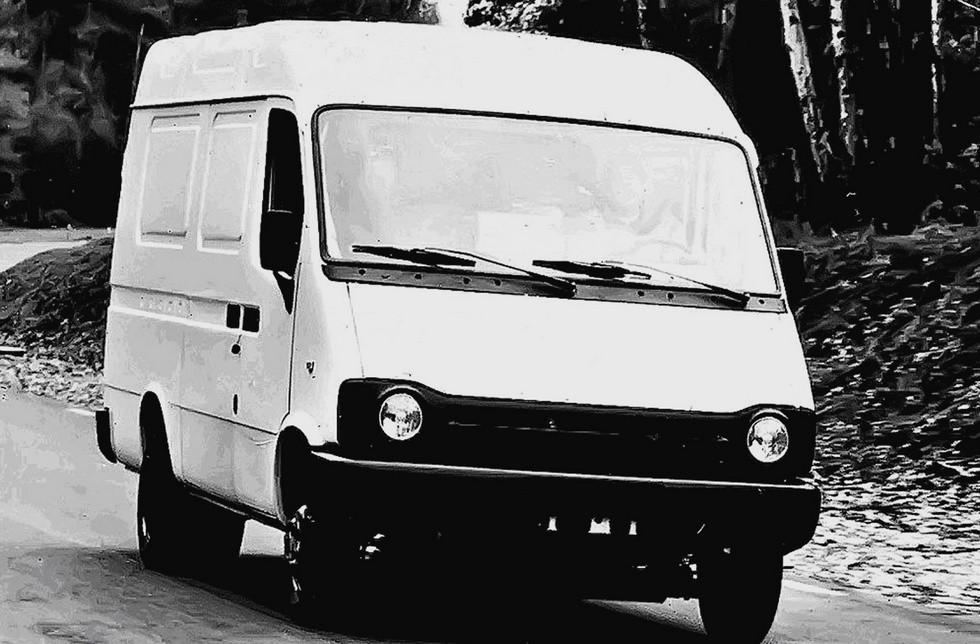 Фургон БАЗ-3782ДС
