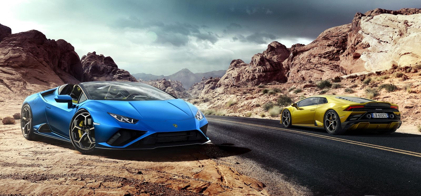 Светлое, нефильтрованное: новый Huracan Evo RWD Spyder вернул Lamborghini к жизни