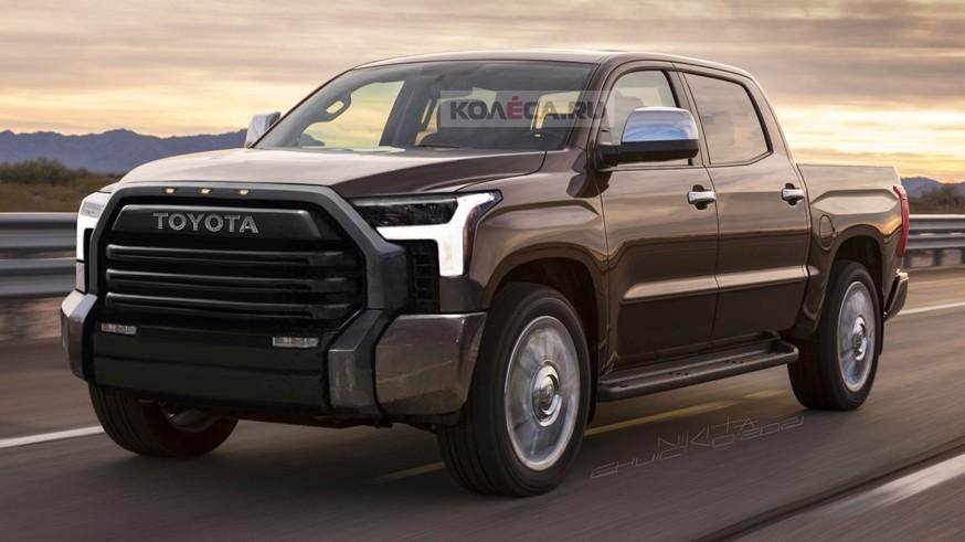 Toyota раскрыла подробности о «начинке» конкурента Ford F-150