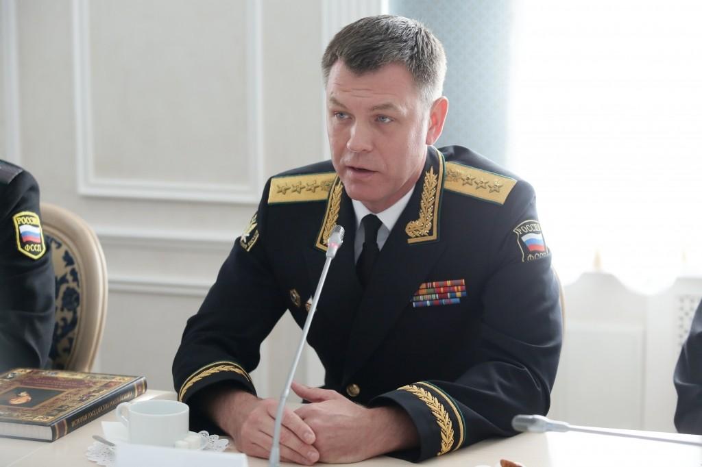 Дмитрий Аристов, директор Федеральной службы судебных России