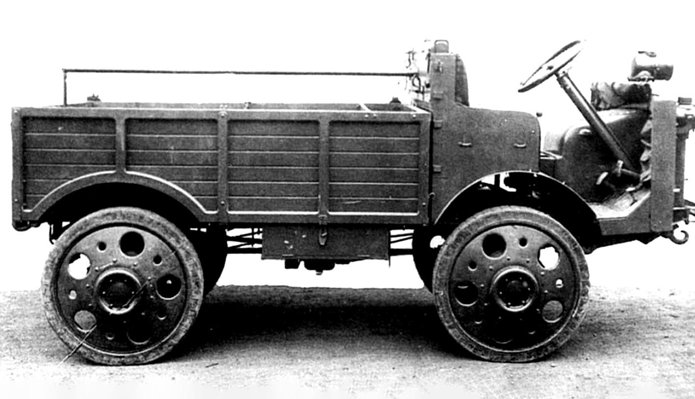 Неизвестные миниатюрные автомобили во Второй мировой войне: лёгкие и суперлёгкие машины