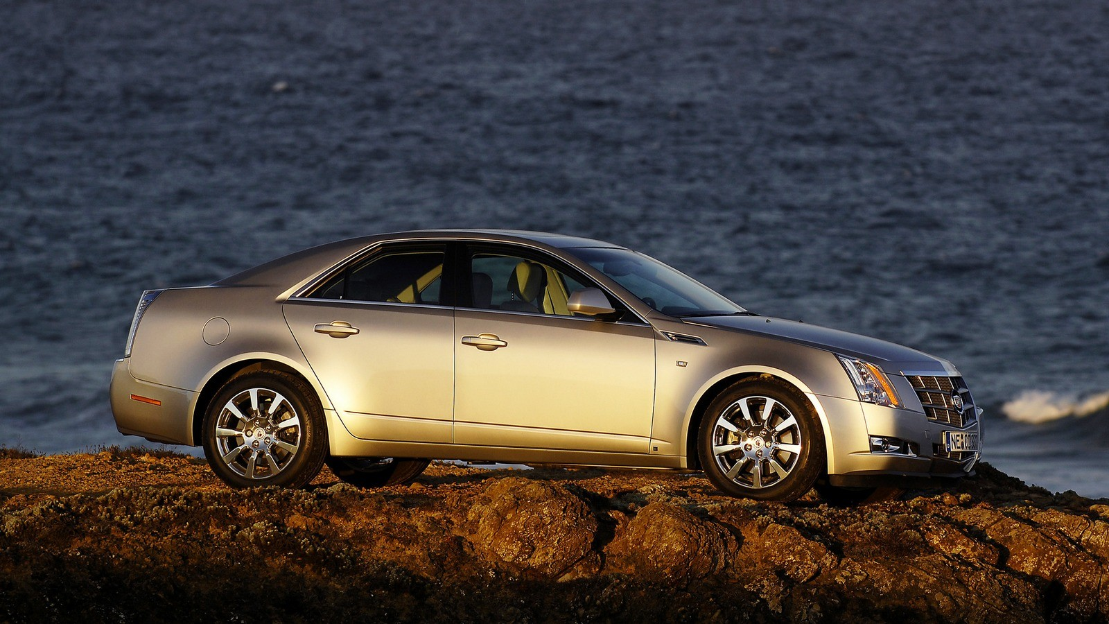 Cadillac CTS Worldwide '2007–11фы