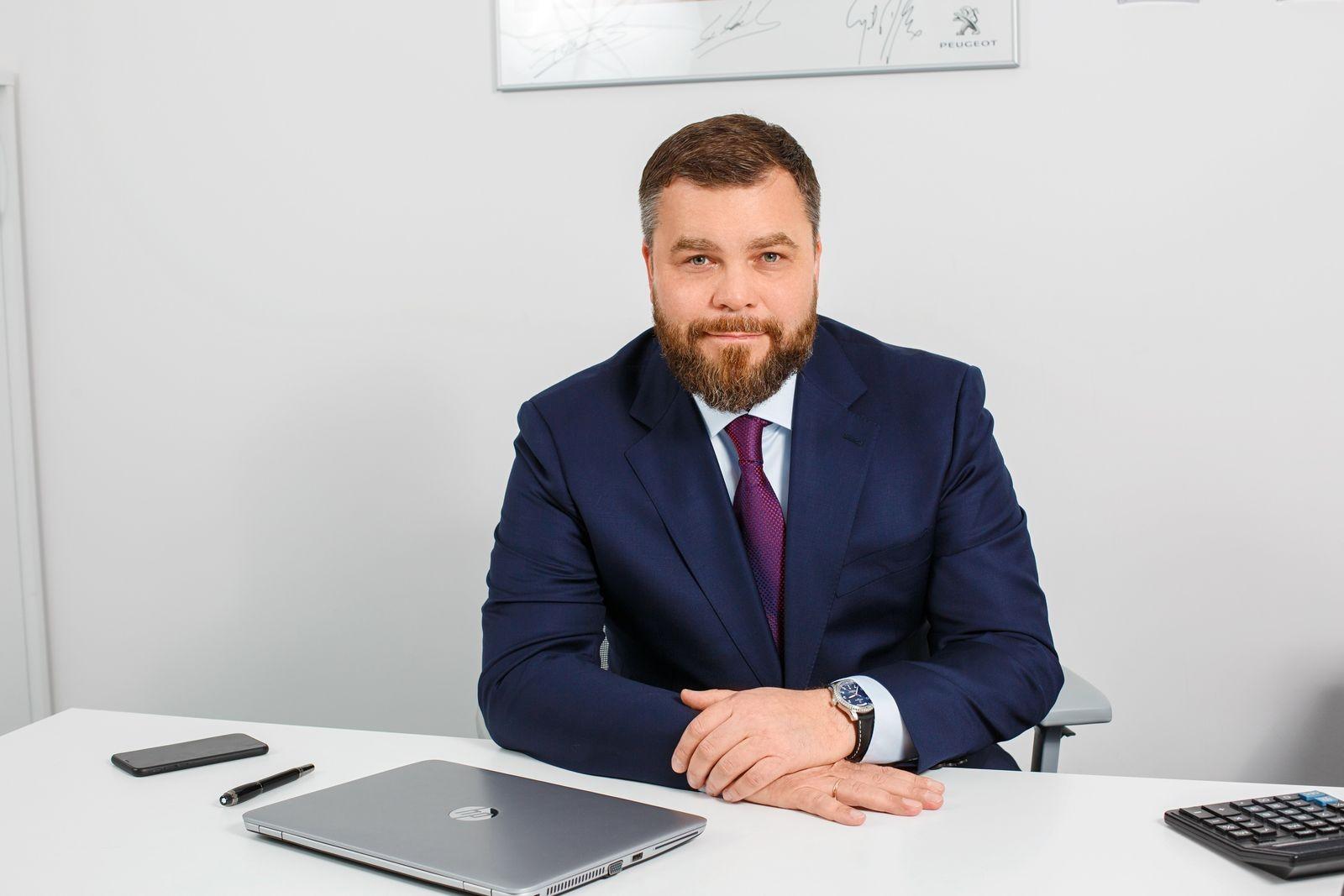 Алексей Володин, управляющий директор брендов Peugeot, Citroen и DS в России.