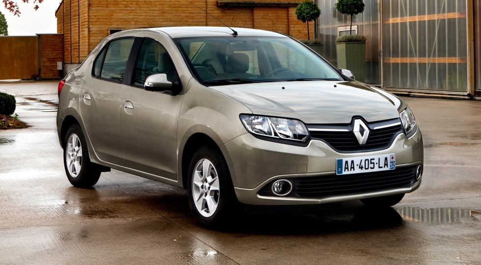 На фото: Renault Symbol