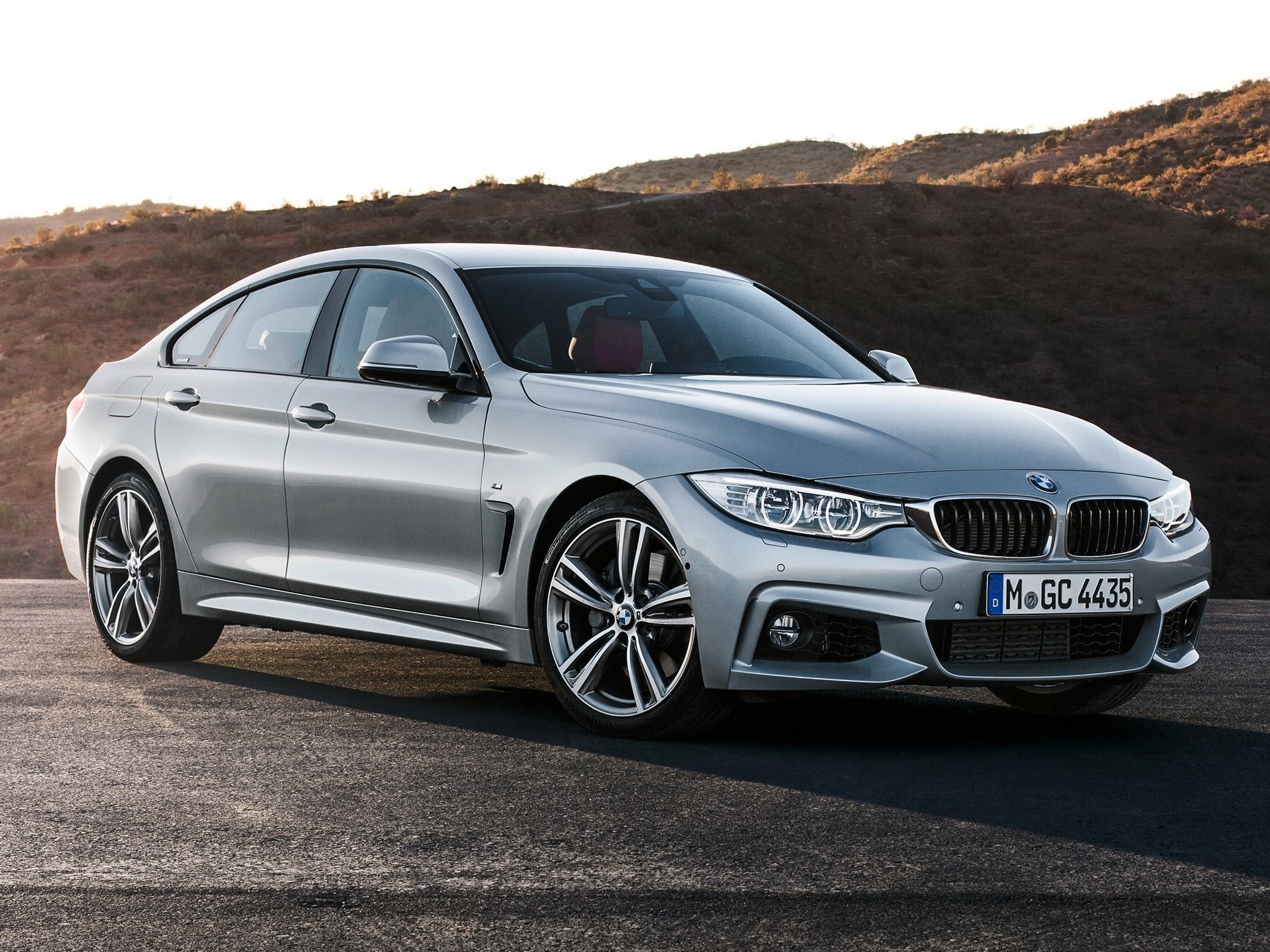 На фото: BMW 4 Series Gran Coupé