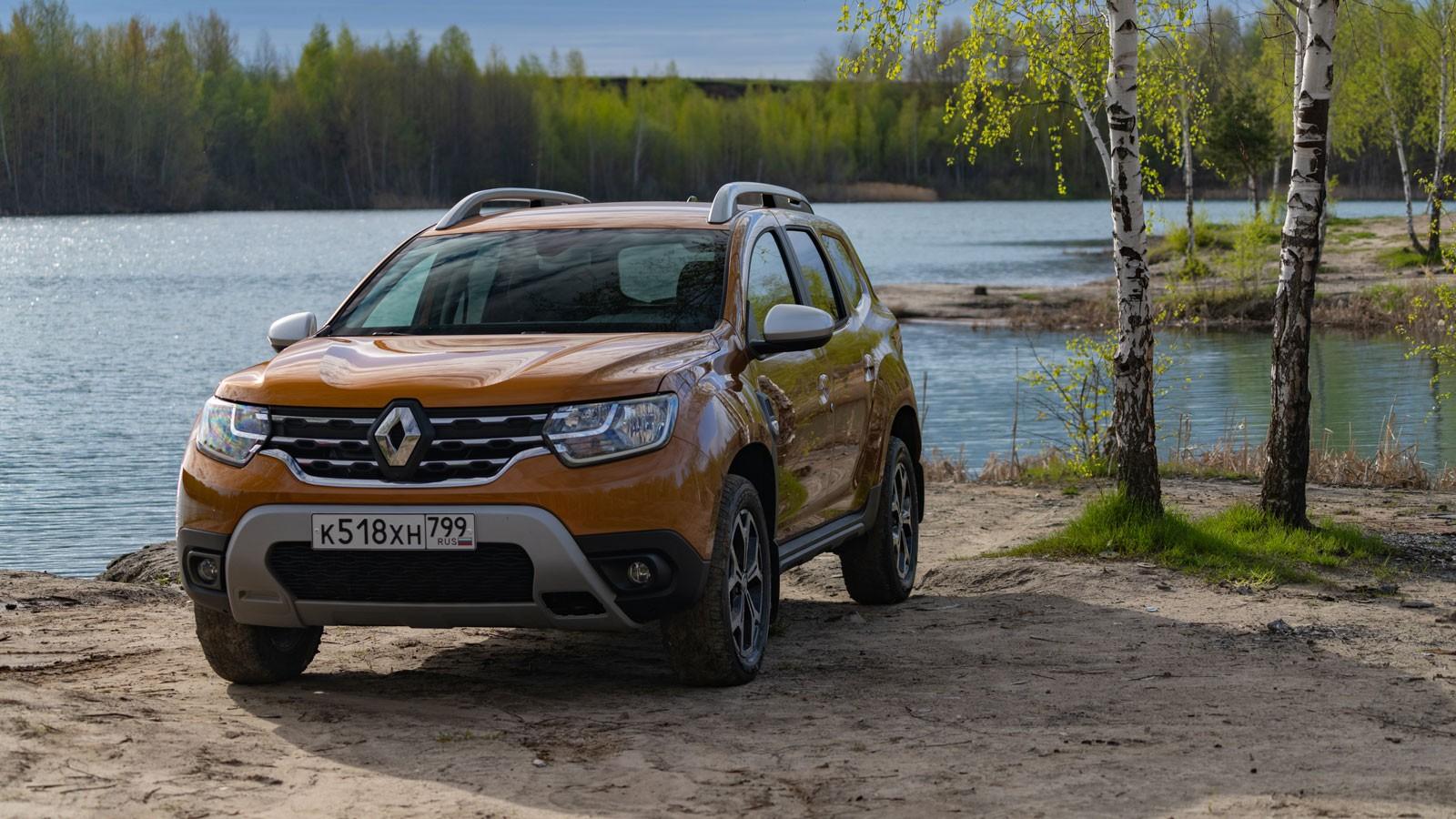 Тяговитее дизеля и с внедорожными настройками: тест-драйв Renault Duster с мотором 1,3 и CVT