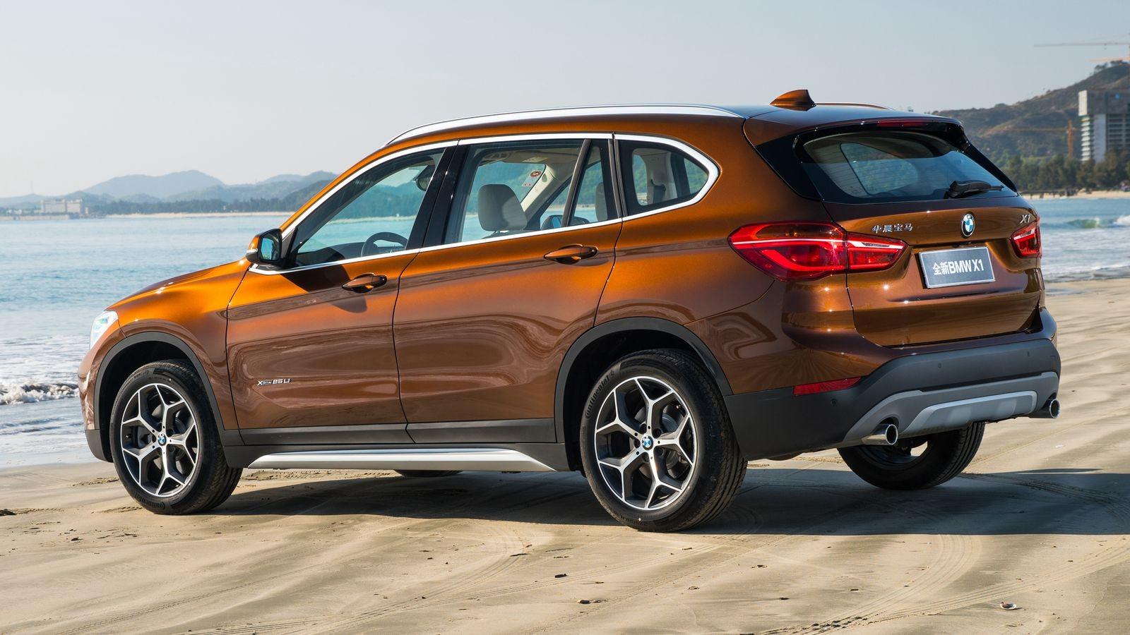 Китайцы любят подлиннее: специально для них растянули даже кроссовер BMW X1.