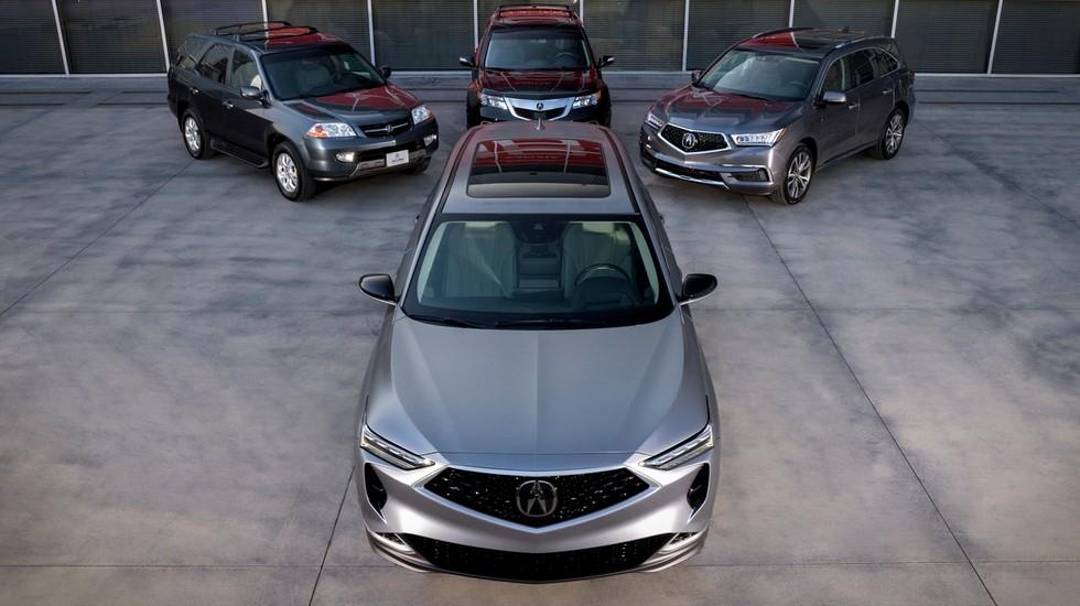 Acura MDX в новом поколении сохранил атмосферник V6 и обрёл «горячую» версию с турбошестёркой