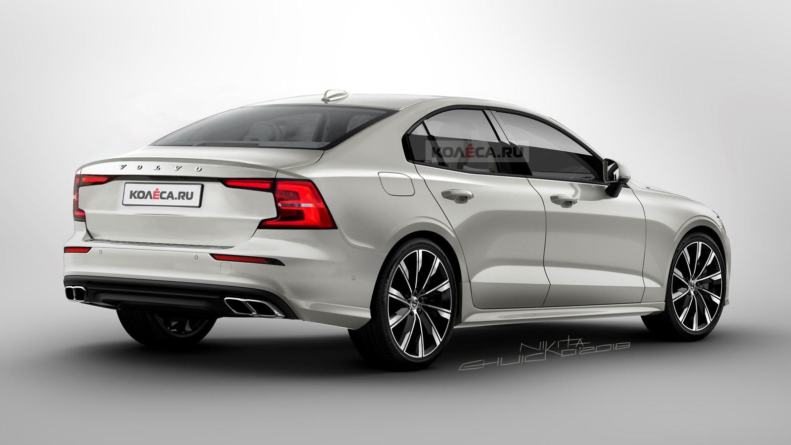 Volvo S60 rear-1