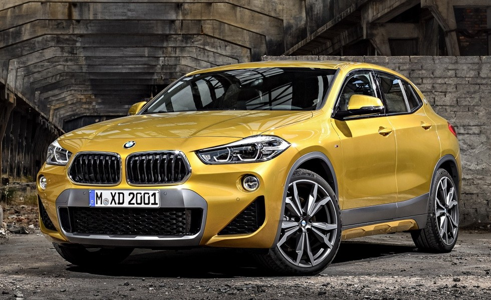 BMW X2 xDrive20d M Sport X
