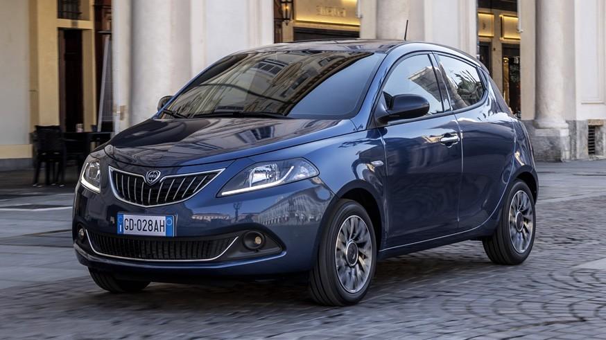 Lancia возродит Delta: новый автомобиль окажется электрическим компактным хэтчбеком