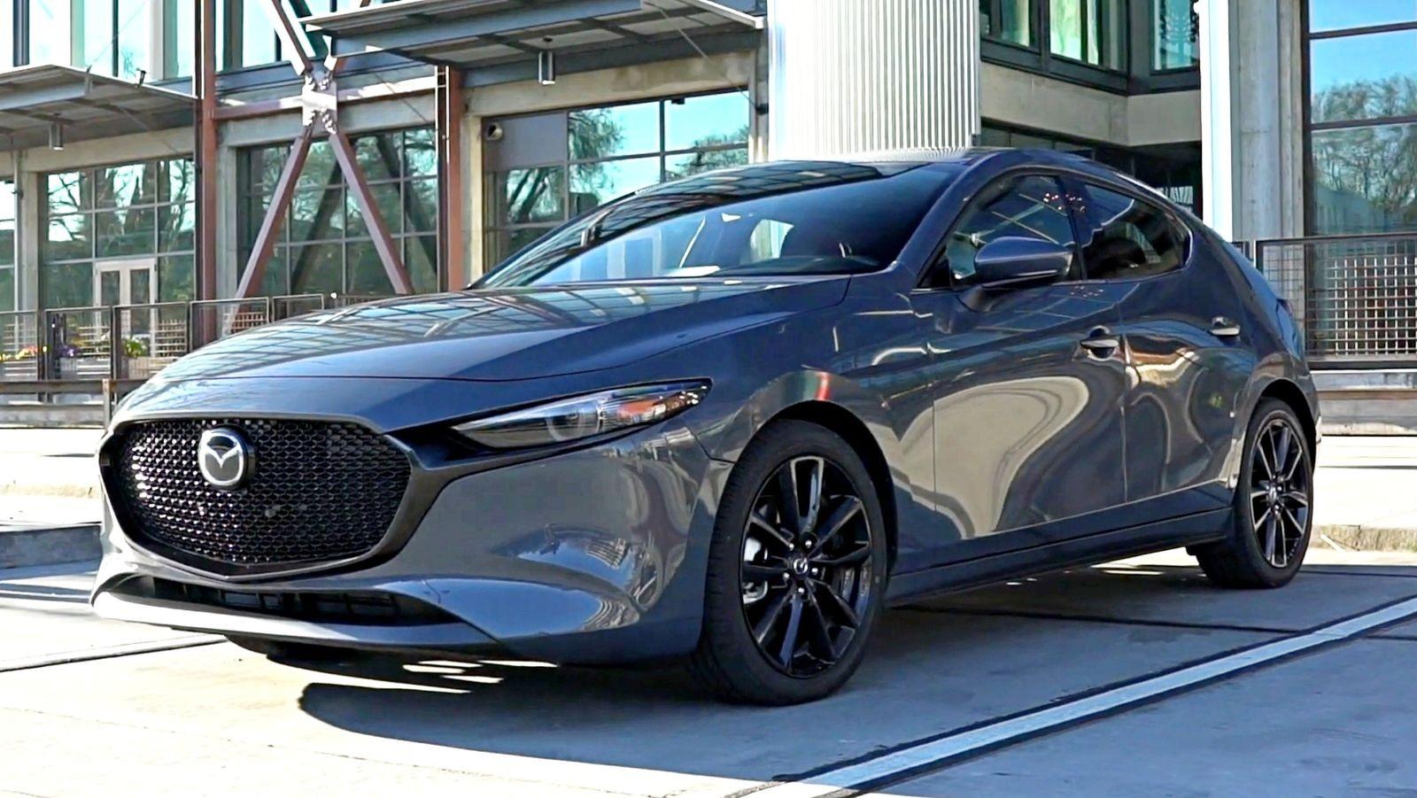 Mazda 3 Turbo: полный привод, 230 л.с. и 6-ступенчатый «автомат»