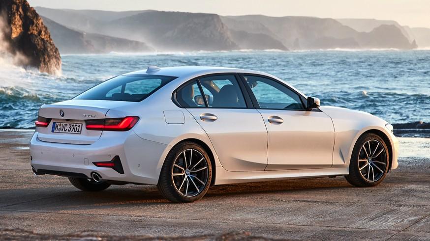 Новый BMW i3 станет седаном: первые изображения
