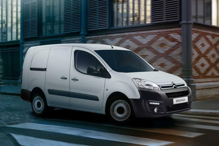 Старый Citroen Berlingo возвращается в РФ: фургон пропишется в Калуге, как и брат от Peugeot