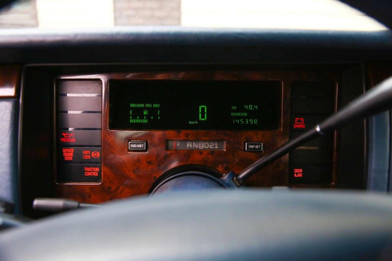 Бес в ребро: опыт владения Cadillac Fleetwood 1994 года