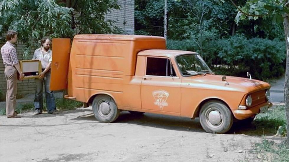 На фото: Иж-2715 '1972–82