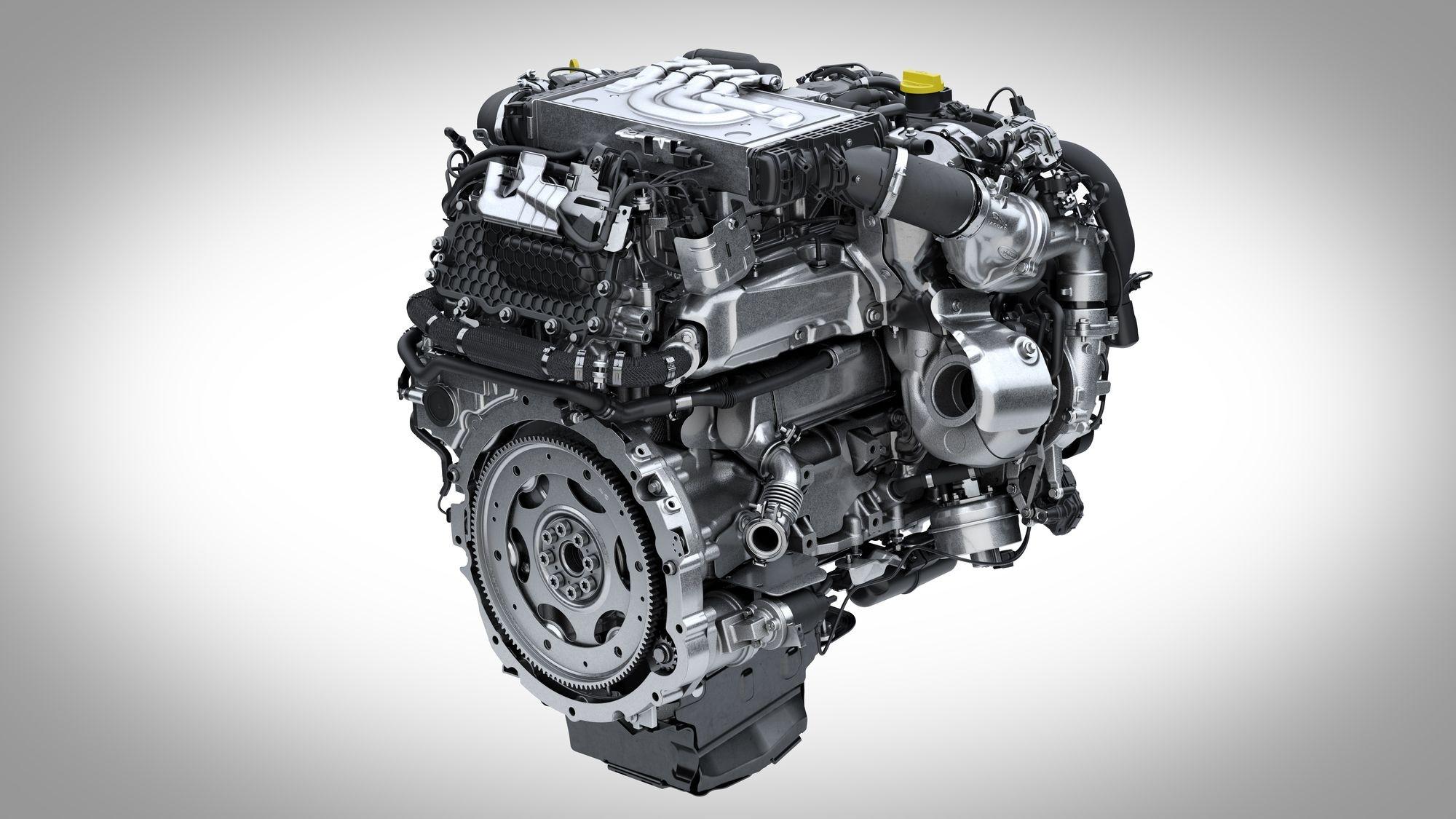 Обновлённые Range Rover и Range Rover Sport: рядный дизель Ingenium к юбилею