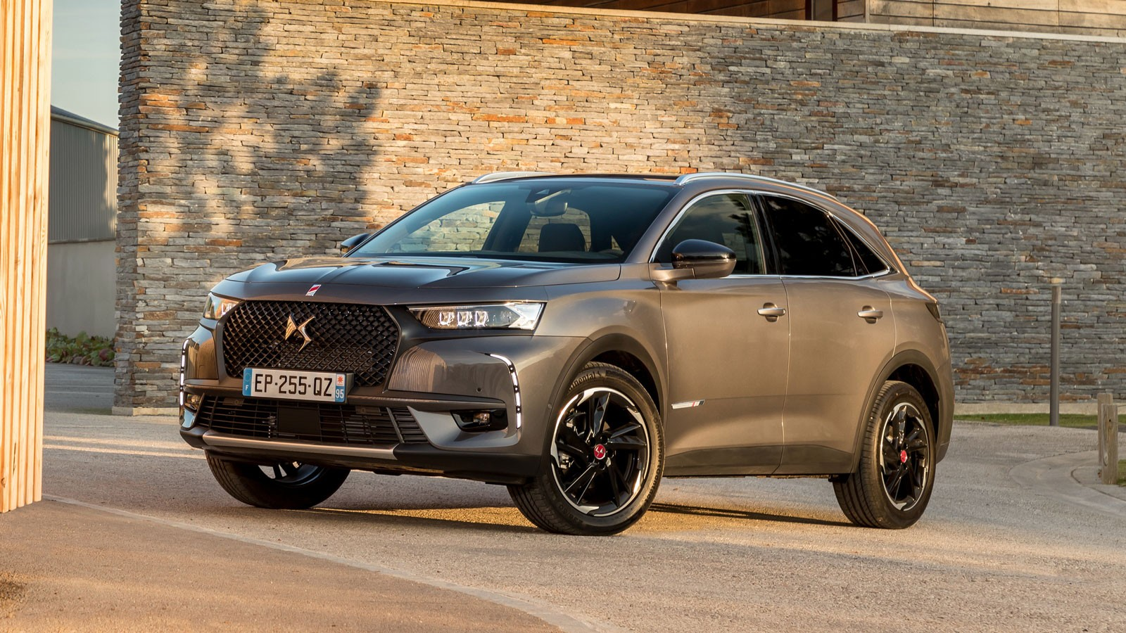 DS 7 Crossback '2017–н.в.