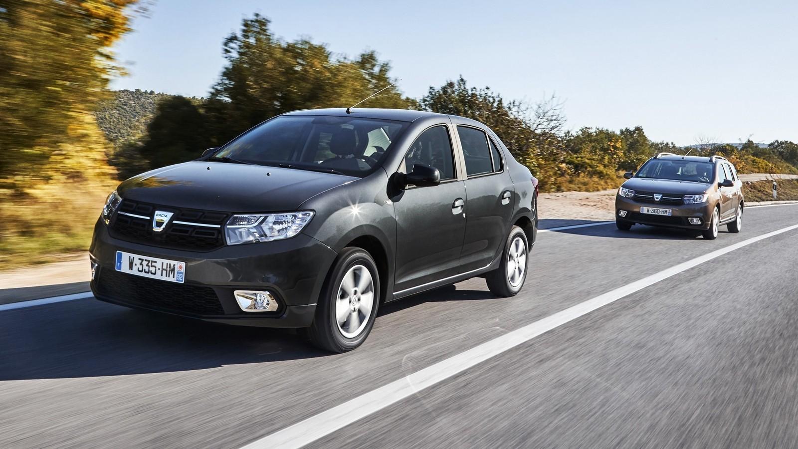 Dacia Logan '2012–н.в.