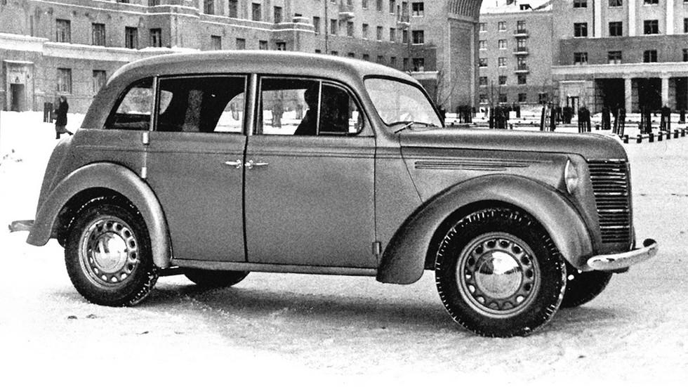 На фото: КИМ-10-52 '1941