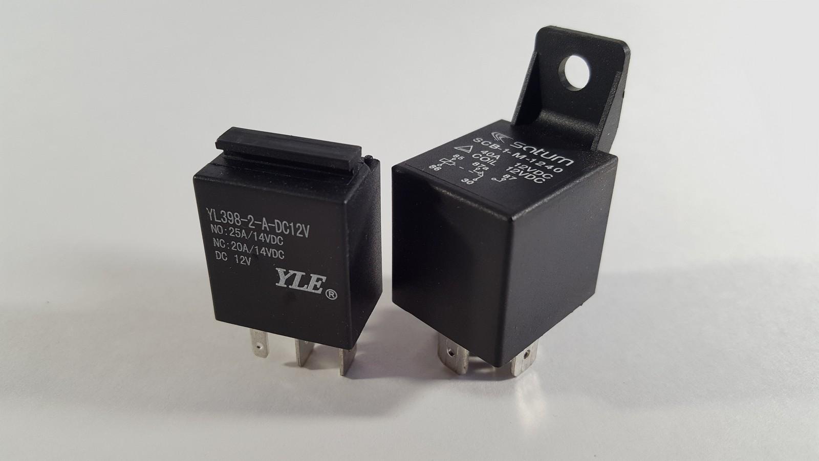 004 5 - Устройство 5 контактного реле