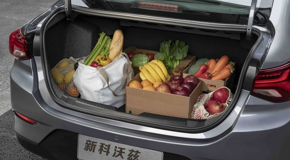 Chevrolet Onix для Китая