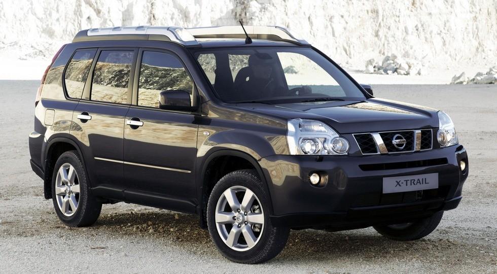 На фото: Nissan X-Trail'2007–10