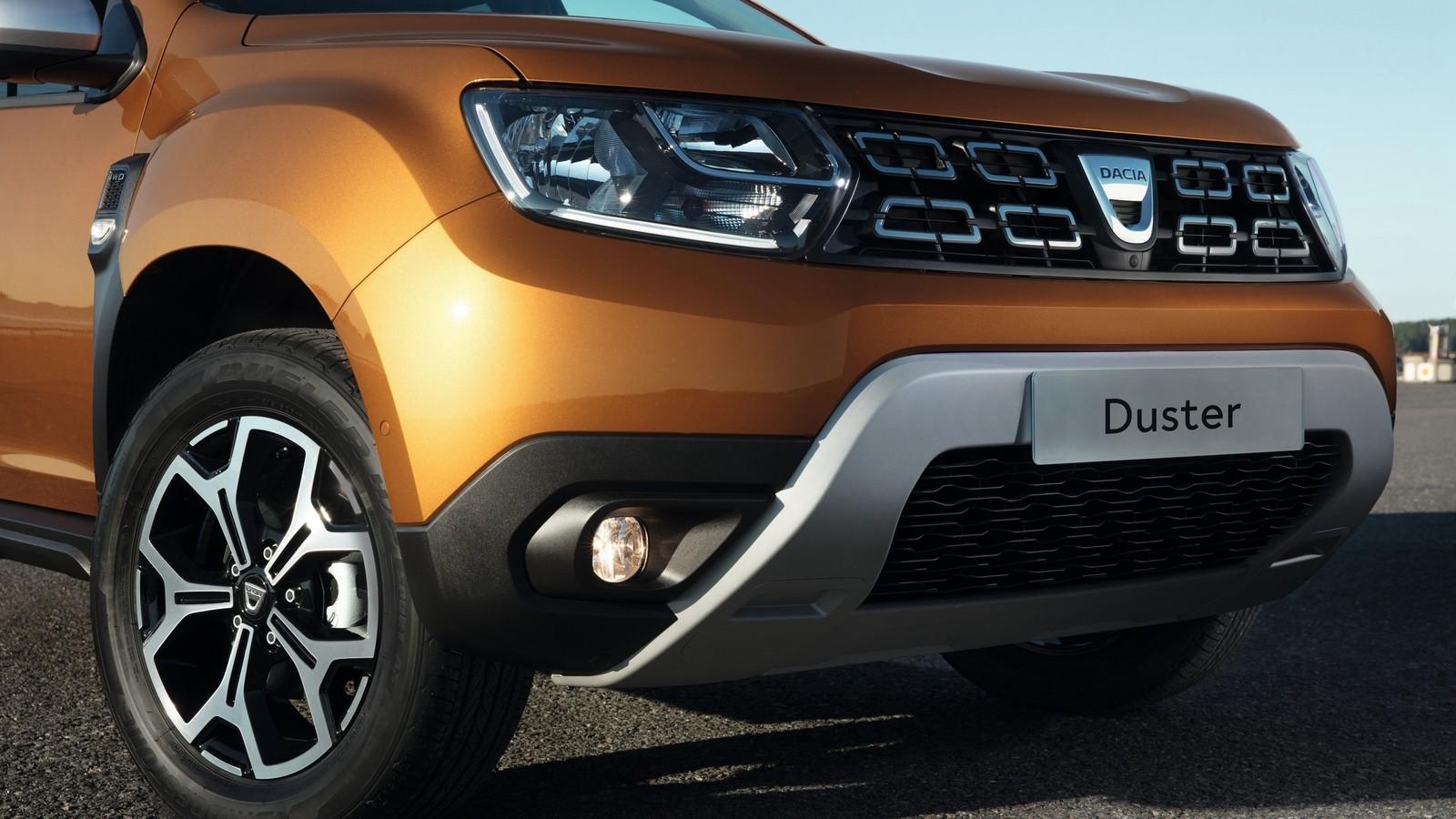 2017 — Nouveau Dacia DUSTER