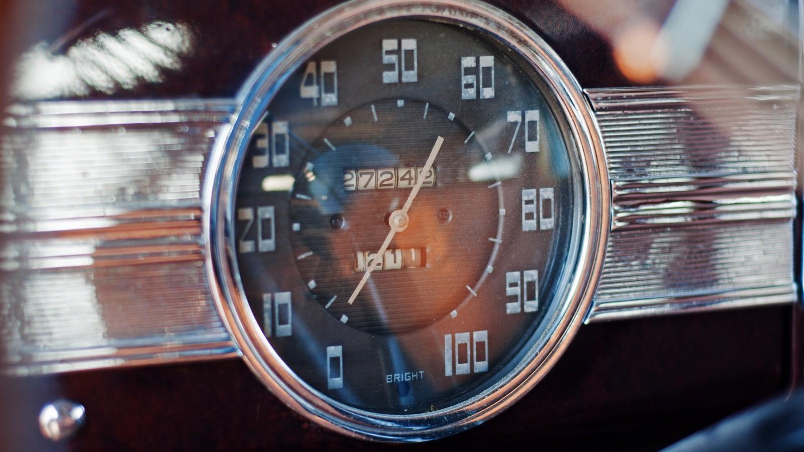 Packard Eight 1937 салон (5)