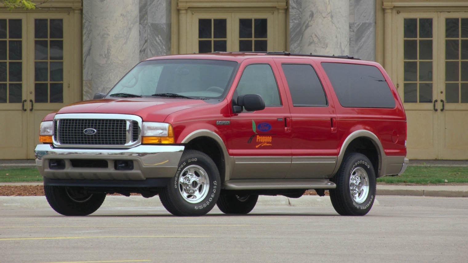 Ford Excursion '1999–2004