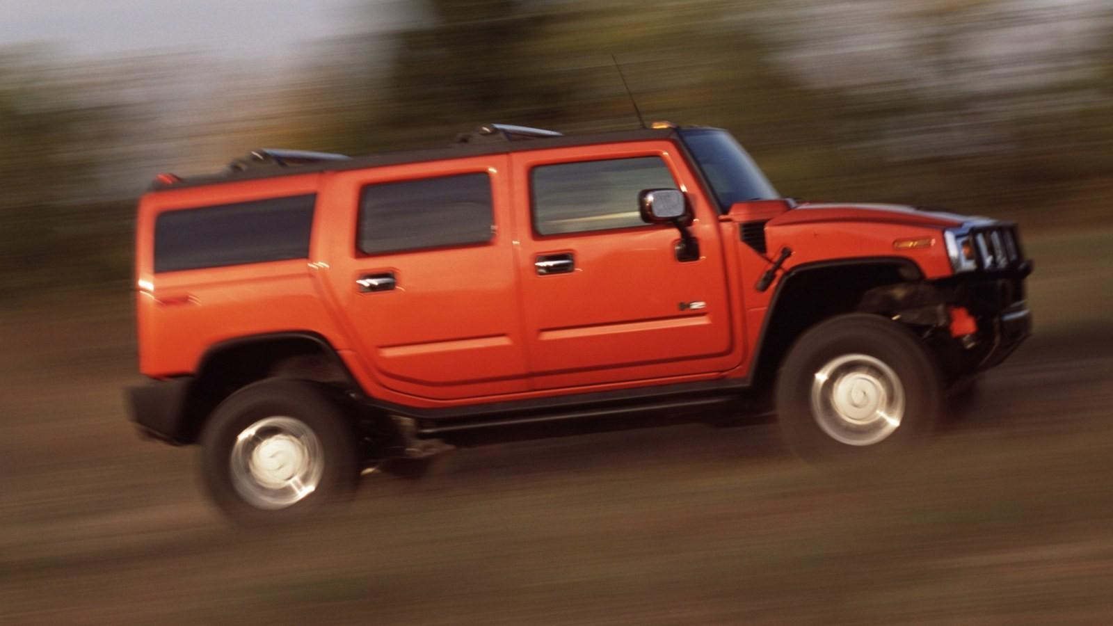 16 Hummer H2 '2002–07