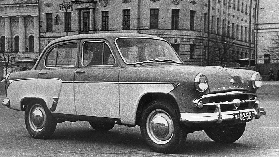 Москвич-407 1957