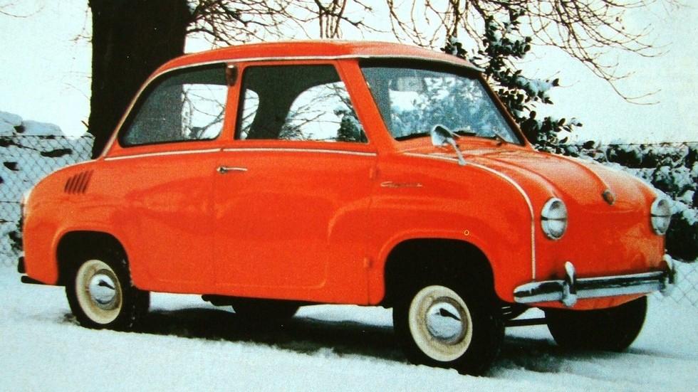 Микрокар Goggomobil Т-250