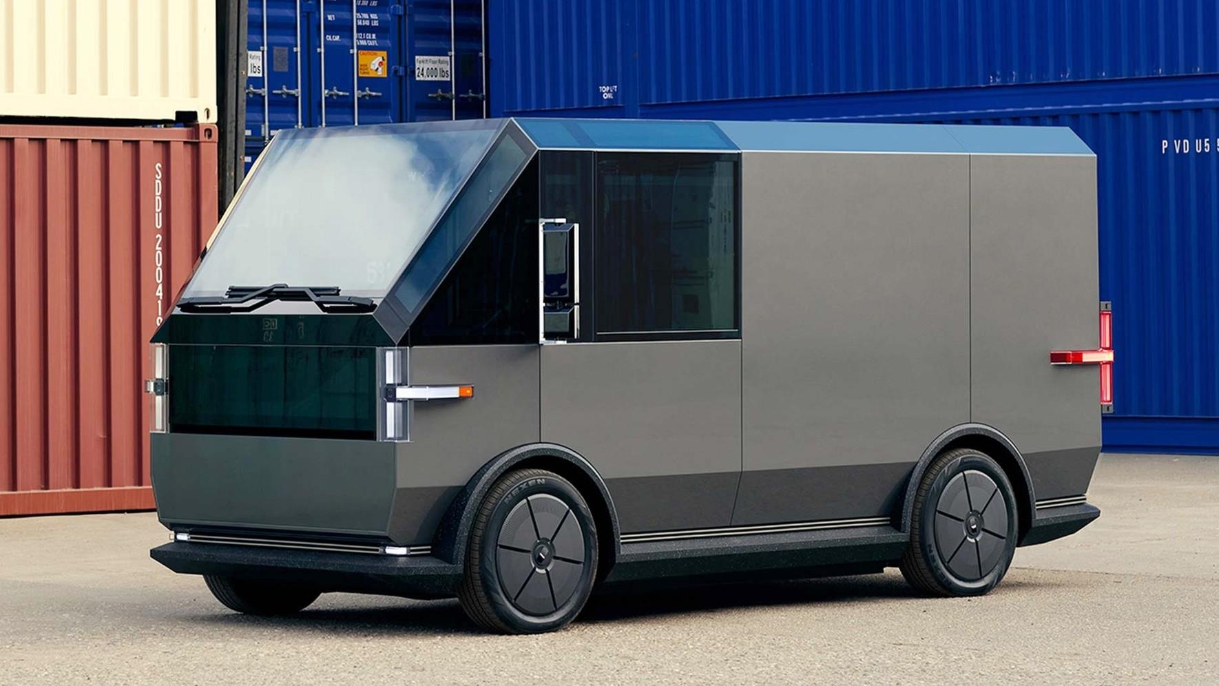 Электромобили Canoo заменят Mini на заводе VDL Nedcar в Нидерландах