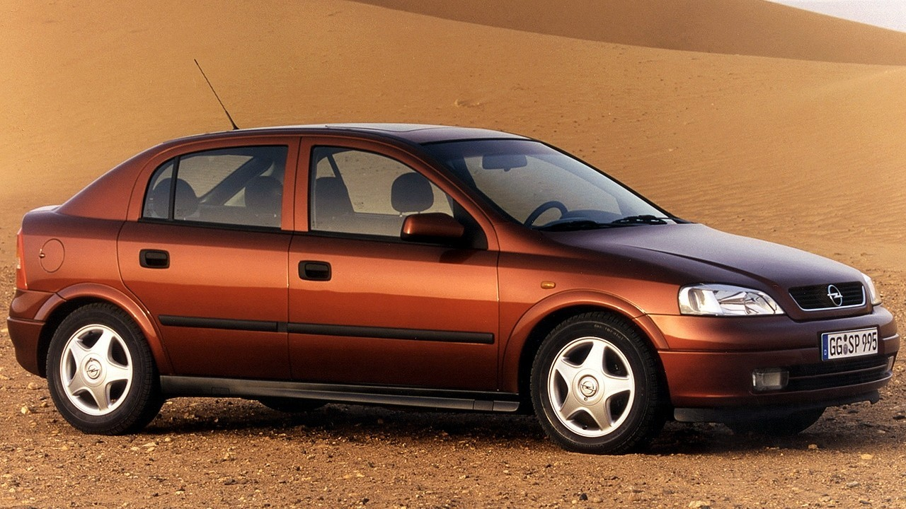 Opel Astra 5-door '1998–2004