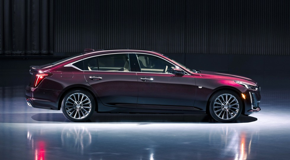 The CT5 Premium Luxury showcases Cadillac's unique expertise i
