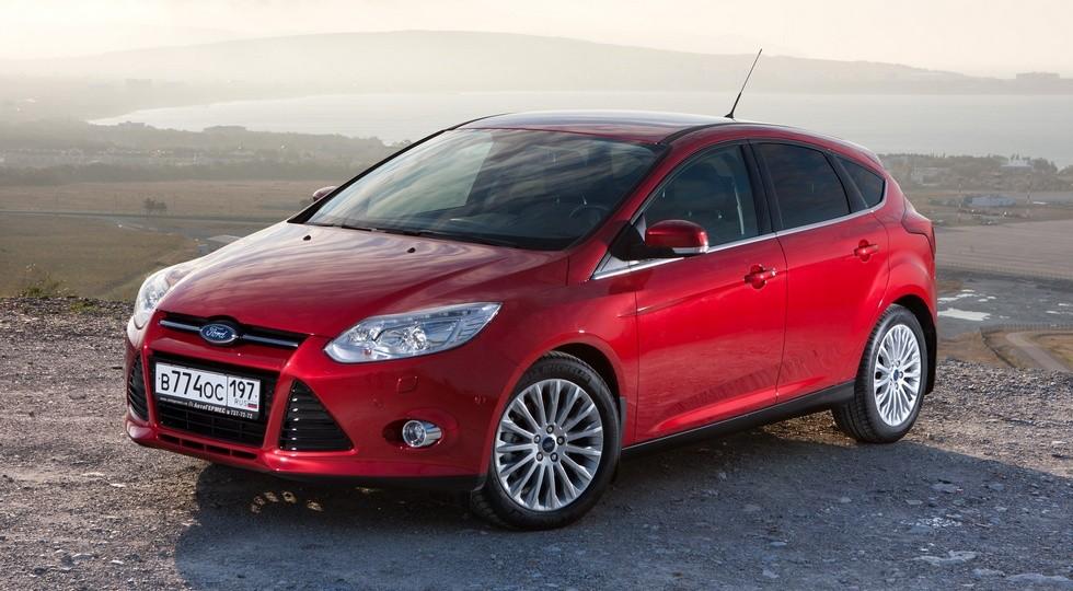 На фото: Ford Focus'2010–2014