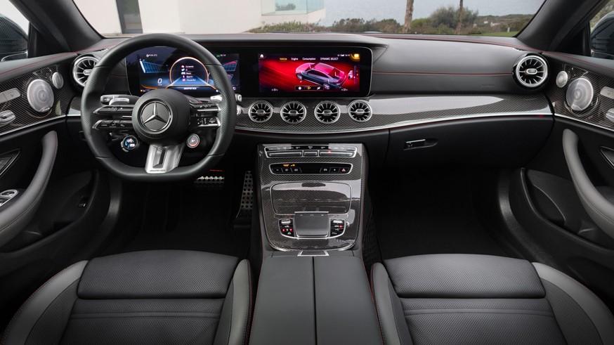 Посвежевшие купе и кабриолет Mercedes E-Class обновлённая линейка моторов и мультимедиа