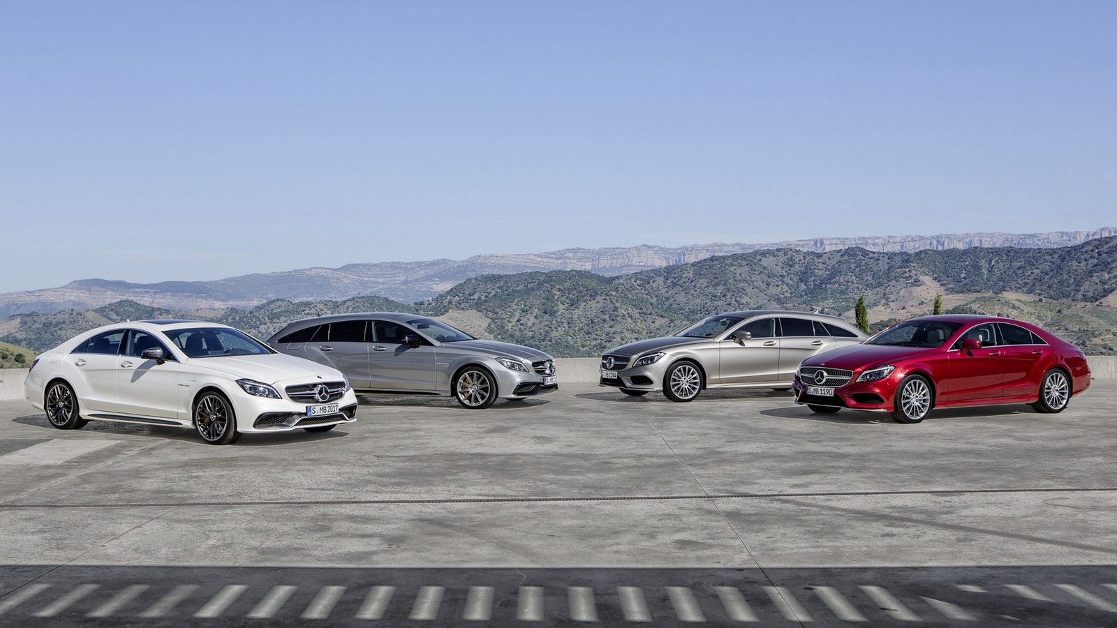 На фото: Mercedes-Benz CLS-Klasse '2010–н.в.