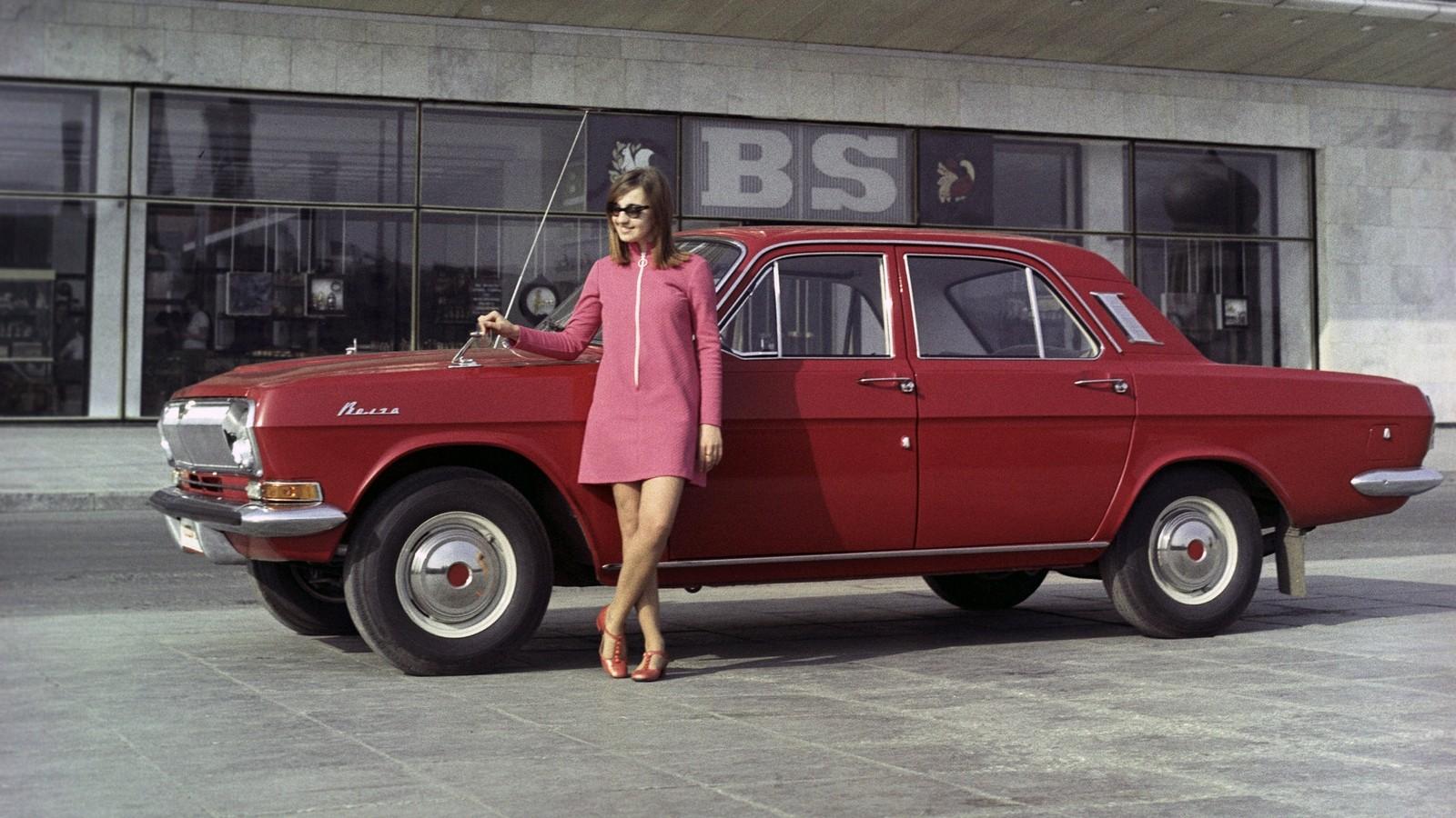 ГАЗ-24 Волга '11.1967–03.1968