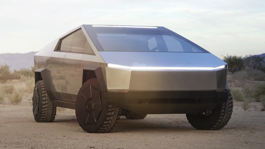 Tesla может заменить Cybertruck обычным по внешнему виду пикапом